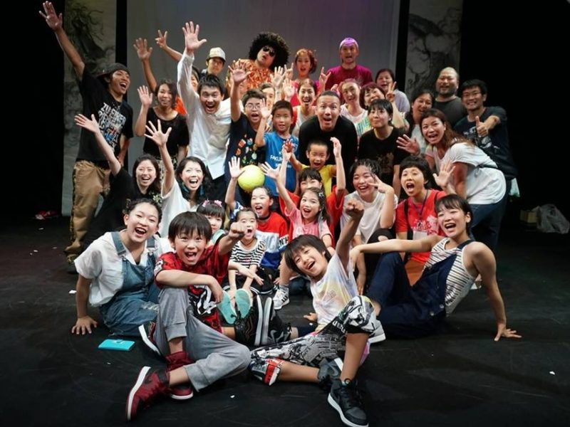 Falling star showcase vol.4「Rise Up」Group photo