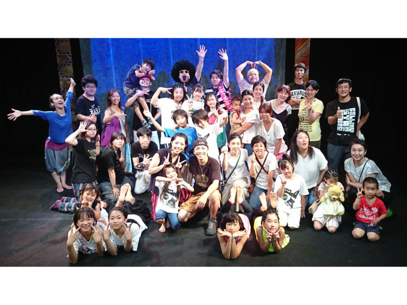 Falling star showcase vol.3「GIFT」Group photo