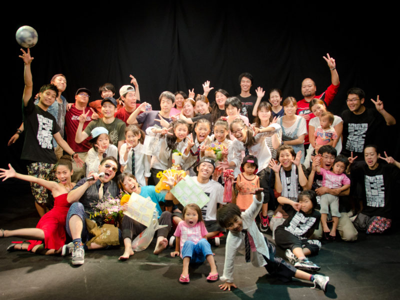 Falling star showcase vol.1 group photo